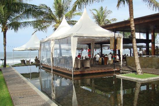 The Samaya Bali Seminyak: Breeze Restaurant