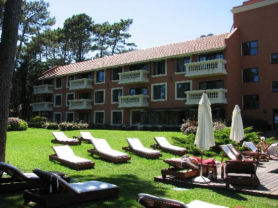 Barradas Parque Hotel & Spa: Grounds