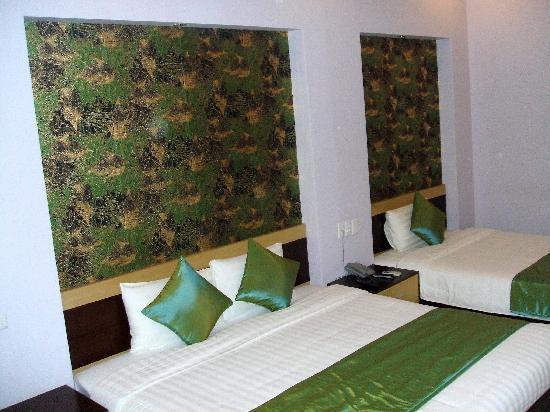 Hanoi City Palace Hotel : Suite