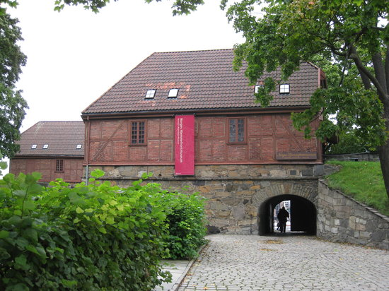 Museo della Resistenza norvegese (Norges Hjemmefront Museum)