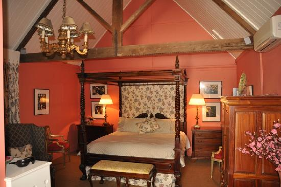 Glen Isla House: Wonderful room