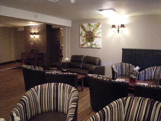 Kimberley Hotel: Lounge area