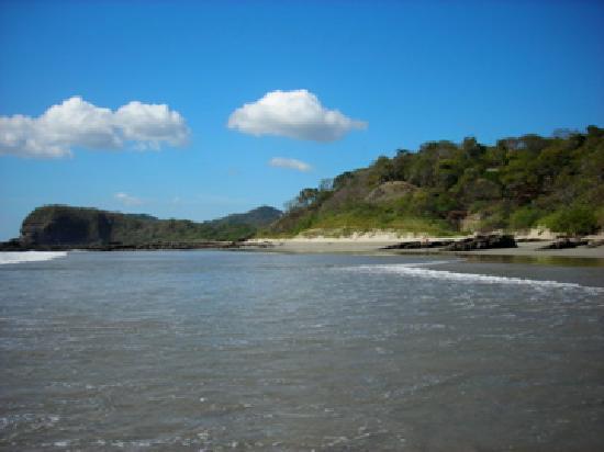 Empalme a Las Playas : Madera Beach