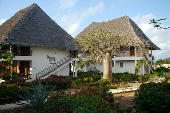 Jacaranda Beach Resort: Camere