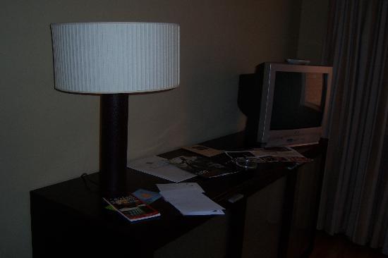 Aparthotel Senator: tv