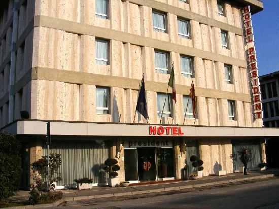 Venedig im Januar - Hotel President