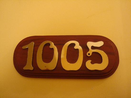 Hip Bangkok: room 1005 - Hi-suite