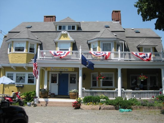 Thornhedge Inn: 4th of July!