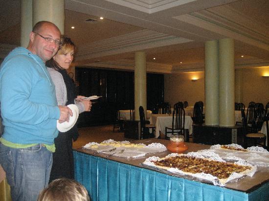 Sangho Club Privilege Marrakech: l'intégralité des desserts
