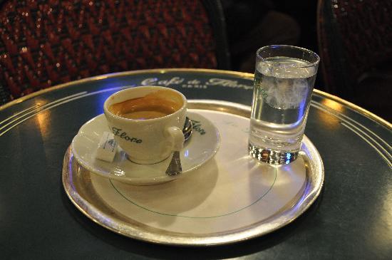 Cafe de Flore: Un cafe
