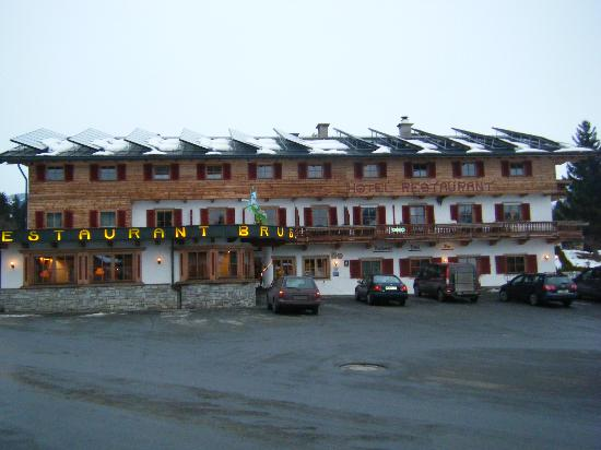Hotel Bruggerhof: Outside