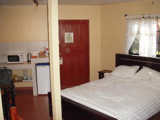 Boquete Garden Inn: Our room