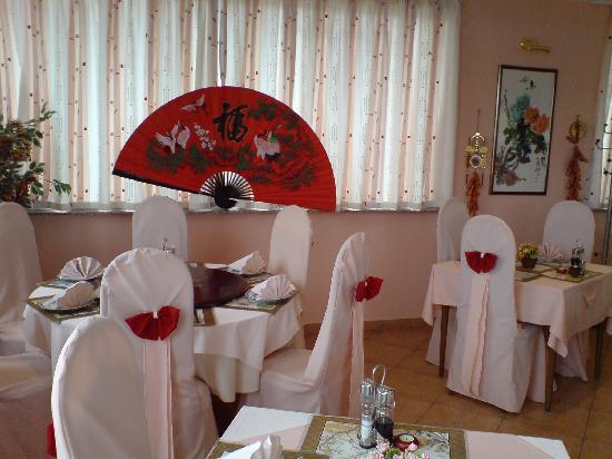 Crveni Koralj : kineski restoran