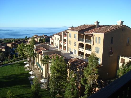 Marriott's Newport Coast Villas: view from our room 3843