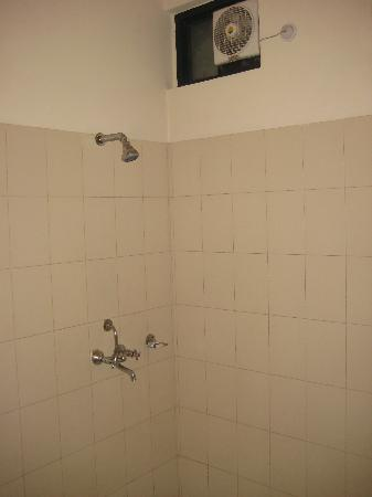 Taj Home Stay: Shower