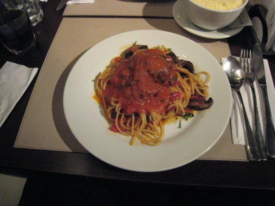 Bella Italia Ristorante: Main course