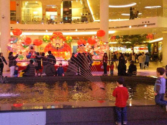 Aberdeen Centre: Chinese New Year Decoration