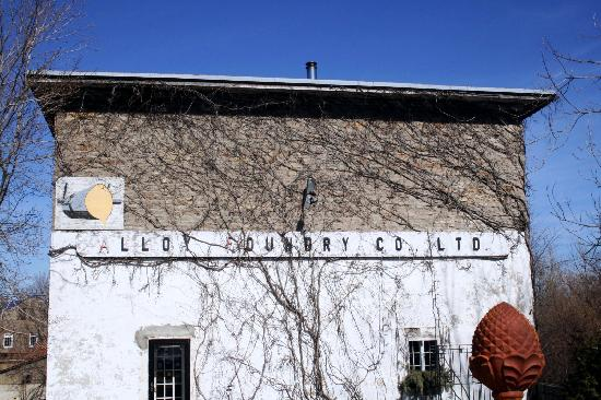 Merrickville, Canadá: Alloy Foundry