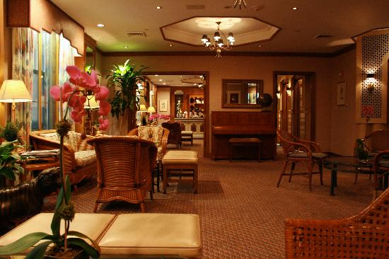 rick 39 s cafe picture of casablanca hotel by library hotel. Black Bedroom Furniture Sets. Home Design Ideas