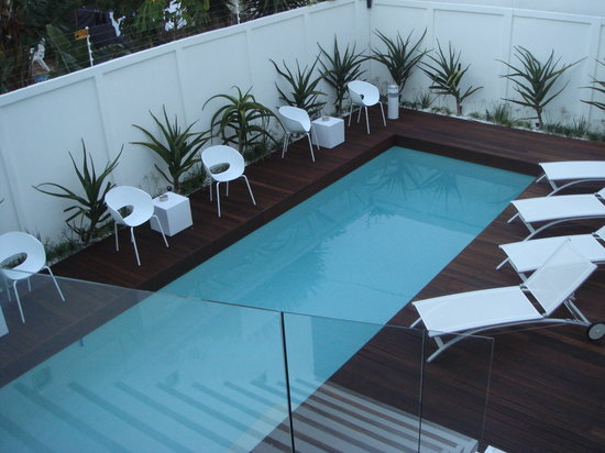 Villa Zest Boutique Hotel: piscine