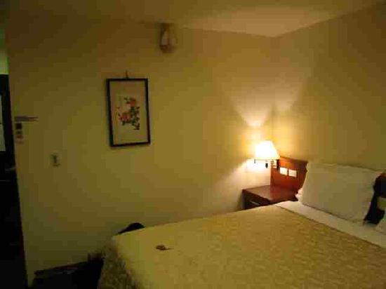 Laurel Villa: La chambre