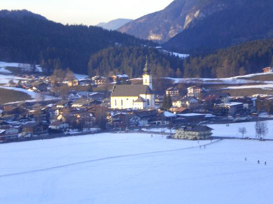 Hotel Gaensleit: Soll from up the slopes