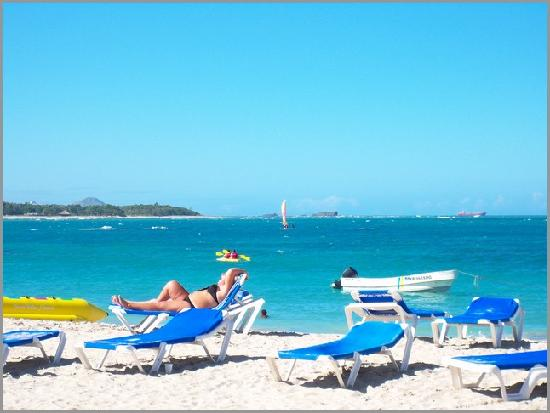 Grand Paradise Playa Dorada: Strand