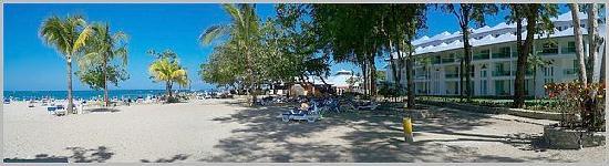 Grand Paradise Playa Dorada: Panorama