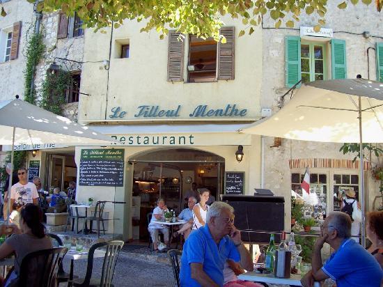 Le Saint Paul Restaurant Saint Paul De Vence