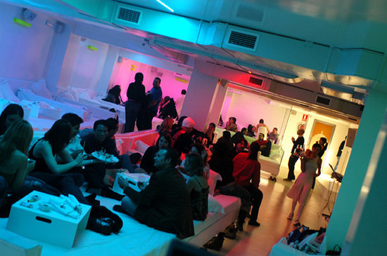 Lay Down: Noche especial en Laydown de Madrid