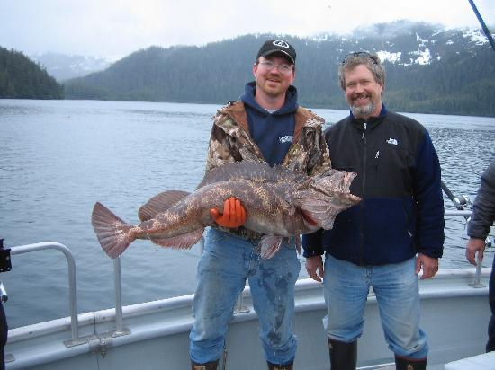 The rest of us picture of crackerjack sportfishing for Seward fishing charters