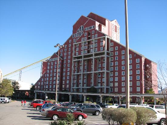 Buffalo Bill's Resort & Casino: Buffalo Bill Tower