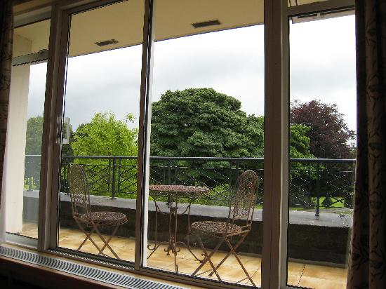 Rathmullan House: Terrace