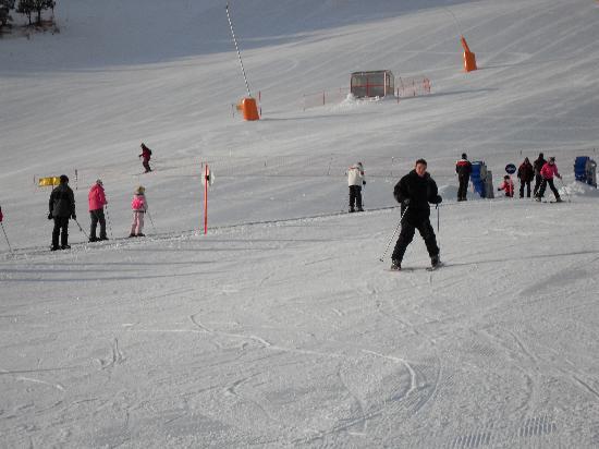 Aparthotel Poblado: the slopes