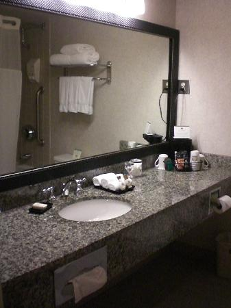Four Points by Sheraton Bellingham Hotel & Conference Center: Bathroom