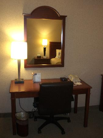 Four Points by Sheraton Bellingham Hotel & Conference Center: Work Station