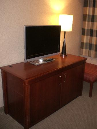 Four Points by Sheraton Bellingham Hotel & Conference Center: TV