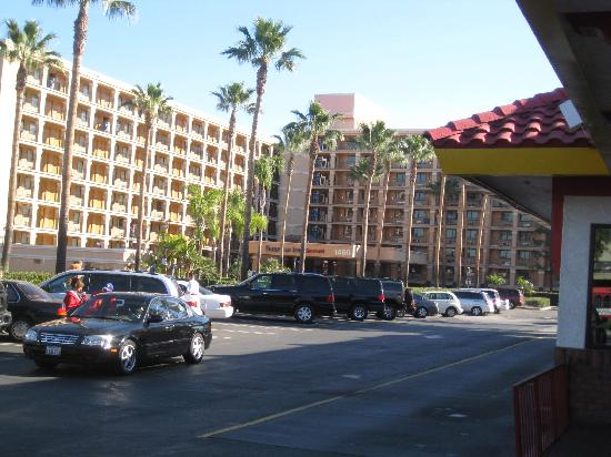 Picture Of Hotel From Mcdonalds Nextdoor Fairfield Inn