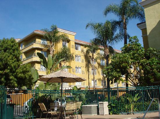 fireworks from our room picture of portofino inn. Black Bedroom Furniture Sets. Home Design Ideas