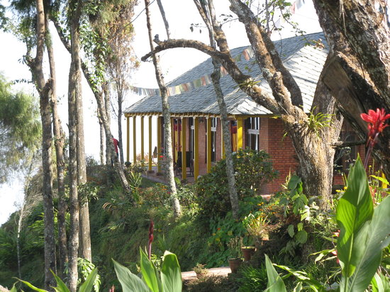 Nagarkot Farmhouse Resort: Where we stayed