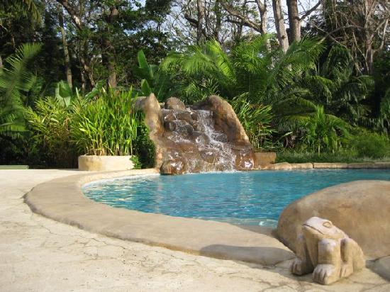 Villas Hermosas: The pool area.