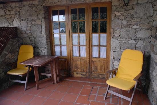 Quinta do Troviscal: Deck