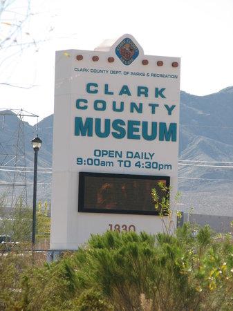 Clark County Heritage Museum