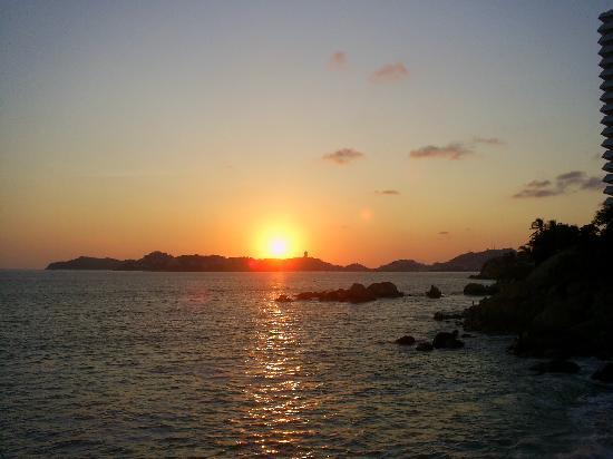 Las Torres Gemelas: souché de soleil du bord de la piscine