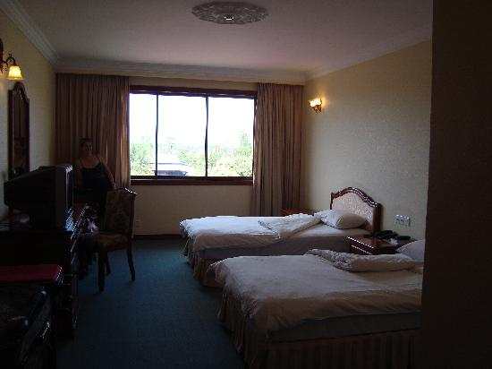 Lin Ratanak Angkor Hotel: twin room