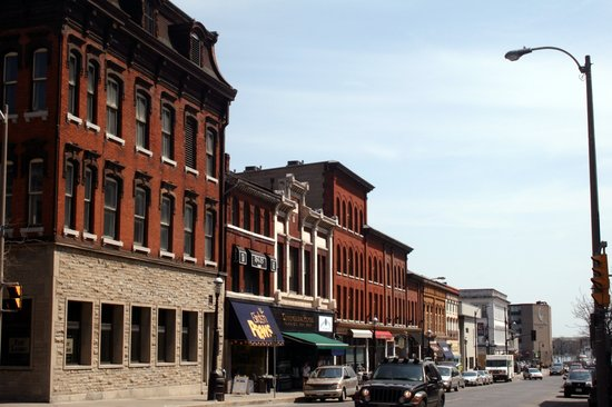 Kingston, Kanada: Streetscape