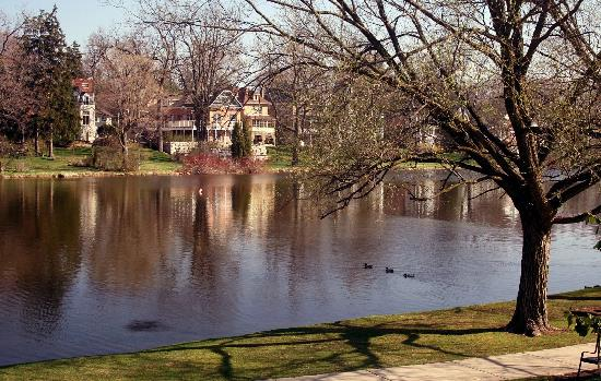 Stratford, Canada: Along the Avon 1