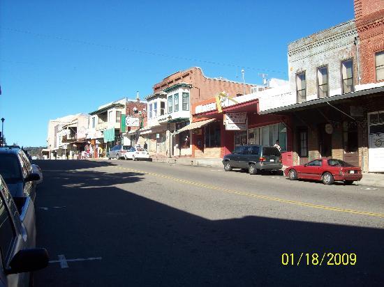 بست ويسترن أمادور إن: Jackson, CA - Main Street