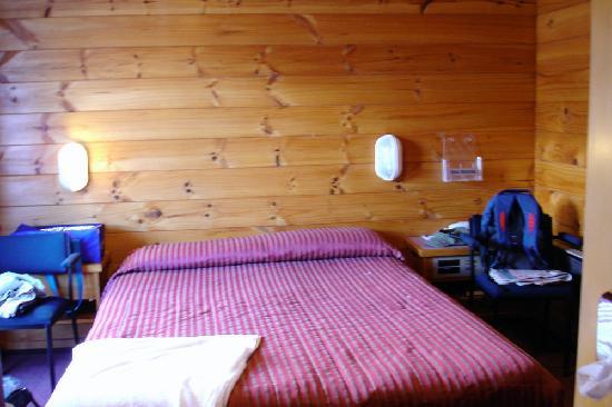 Whakapapa, Nouvelle-Zélande : Double room