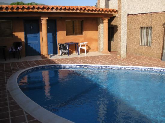 Casa Trudel : The little swimming pool